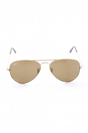 "Ray Ban Pilot Brille ""Aviator Large Metall"""