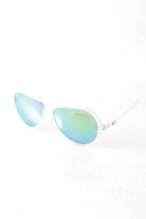 Ray Ban Pilot Brille blau-grün Urban-Look