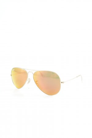 "Ray Ban Pilot Brille ""RB 3025 Aviator Large Metal """