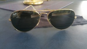Ray Ban Glasses sand brown-cadet blue stainless steel