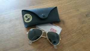 Ray Ban Sunglasses gold-colored-forest green