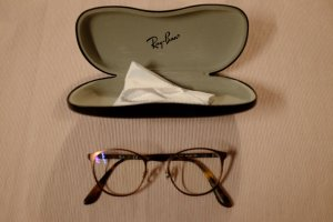 Ray Ban Glasses brown-bronze-colored