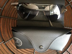 Ray-Ban RB 8055 159/8G chrome (Silber)