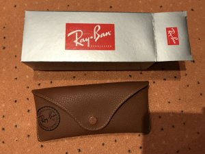 Ray Ban Glasses black-light grey