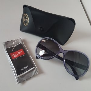Ray Ban Butterfly bril grijs-paars