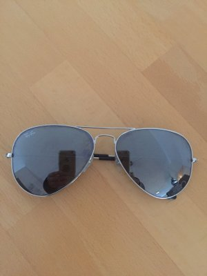 Ray Ban Accessory light grey-silver-colored metal