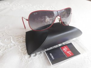 Ray Ban Glasses red