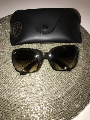 Ray Ban Zonnebril donkerbruin