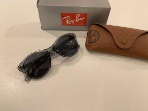 Ray Ban Ronde zonnebril grijs-donkergrijs