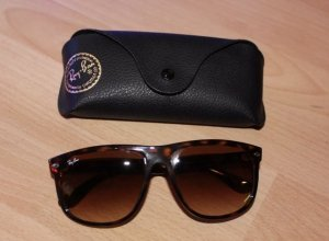 Ray Ban Sonnenbrille 4147 in light havana