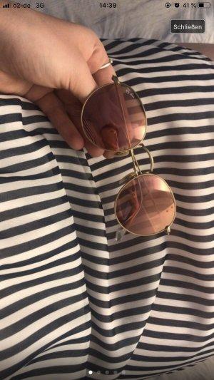 Ray Ban Occhiale color oro rosa-oro