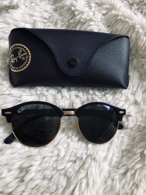 Ray Ban Ovale zonnebril zwart