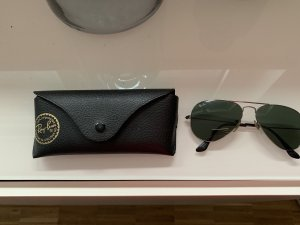 Ray Ban Glasses gold-colored-black