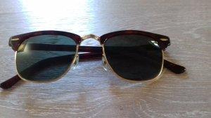 Ray Ban Glasses dark brown
