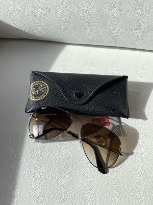 Ray Ban Gafas gris oscuro-marrón