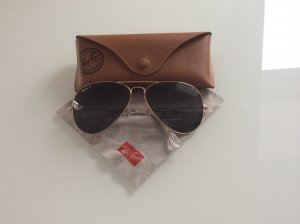 Ray-Ban Sonnenbrille Aviator Large Metal RB 3025 L0205­