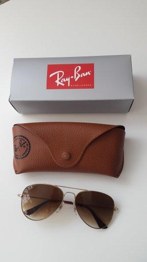 Ray Ban Sonnenbrille Aviator Wie Neu