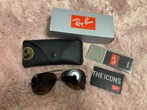 Ray ban Sonnenbrille blaze braun
