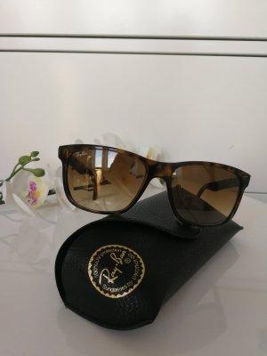 Ray-Ban Sonnenbrille Braun Unisex
