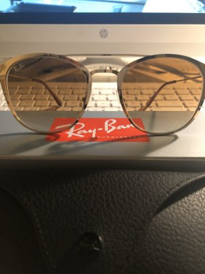 Ray Ban Sonnenbrille Gold
