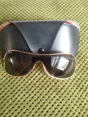 Ray Ban Sonnenbrille  gold braun