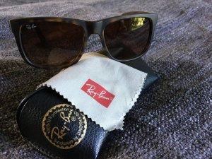 Ray Ban Sonnenbrille Justin Havana