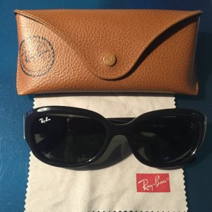 Ray Ban Sonnenbrille Modell 4198