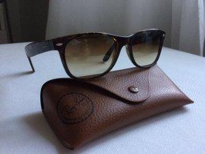 Ray Ban Sonnenbrille New Wayfarer braun