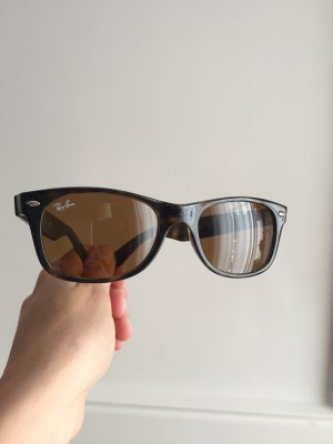 Ray Ban Glasses taupe synthetic fibre