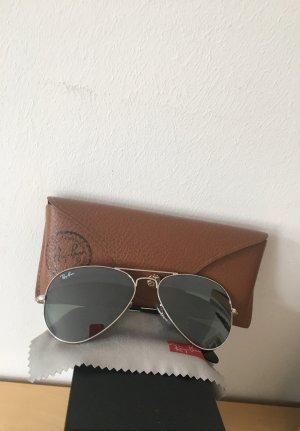 Ray-Ban Sonnenbrille, Original, leicht verspiegelt