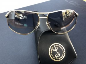 Ray Ban Sonnenbrille (Pilot - breite Form)