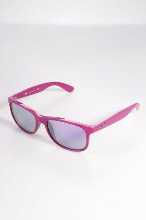 Ray-Ban Sonnenbrille purpur