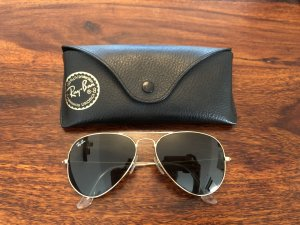 Ray Ban Sonnenbrille RB 3025 Aviator Large Metal W3234 50114 3N