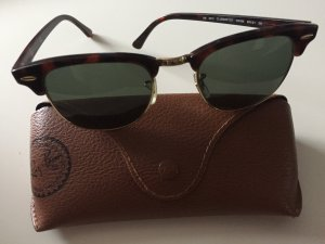 Ray Ban Sonnenbrille RB3016 Clubmaster W0366