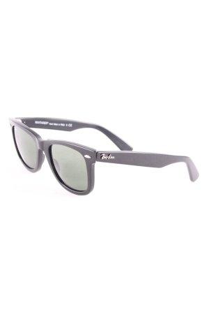 Ray Ban Sunglasses black casual look