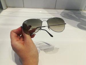 Ray Ban Sonnenbrille Silber