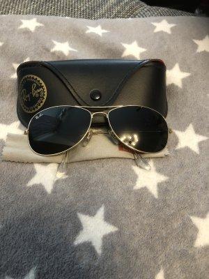 Ray Ban Sonnenbrille top dunkelgrün Small