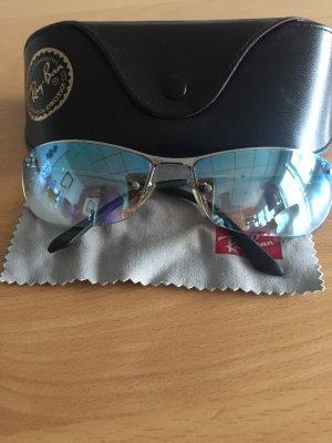 Ray Ban Spiegelbrille mit Farbverlauf