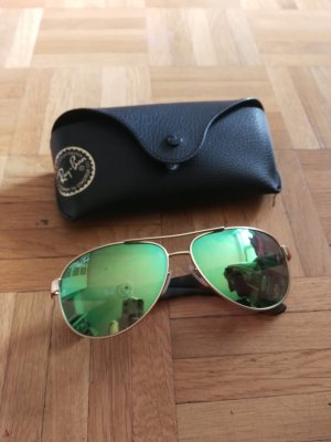 Ray Ban Zonnebril turkoois
