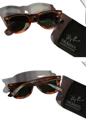 Ray Ban Vintage Sonnenbrille Wayfarer (M/L)