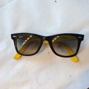 Ray Ban Gafas amarillo pálido-negro
