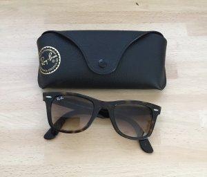 Ray Ban Wayfarer Sonnenbrille braun