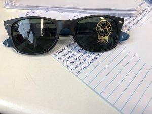 Ray Ban Wayfarer Sonnenbrille schwarz blau Bordeaux