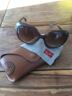 Ray Ban Glasses bronze-colored-black synthetic material