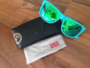 Ray Sonnenbrille mit verspiegelten Gläsern