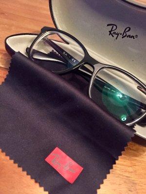 RayBan Brille schwarz