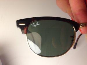 Rayban Clubmaster Havana Sonnenbrille