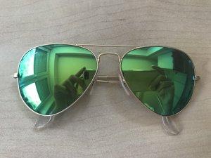 Rayban Sonnenbrille Grün