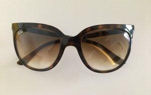 RayBan Sonnenbrille in Light Havana