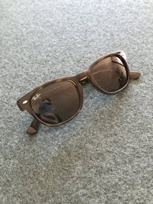 Ray Ban Glasses black brown-brown synthetic material